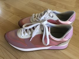 Tommy Hilfiger Lace-Up Sneaker light pink-white