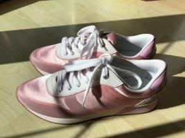 ausgefallener Sneaker Tommy Hilfiger Gr. 41 rosa-weiss NEU