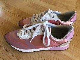 Tommy Hilfiger Zapatillas altas rosa empolvado-rosa