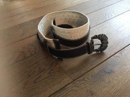 Pennyblack Cintura fianchi marrone scuro-beige chiaro