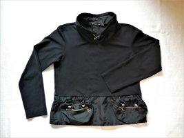 Ausgefallenes Shirt von Marithé + Francois Girbaud in Schwarz