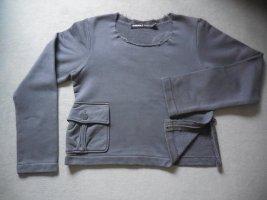 Ausgefallenes Sweatshirt von Rundholz, Dunkelgrau