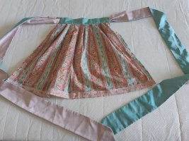 Handmade Tradycyjny fartuch  Wielokolorowy Bawełna