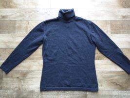 Aust Pull en laine gris anthracite laine mérinos
