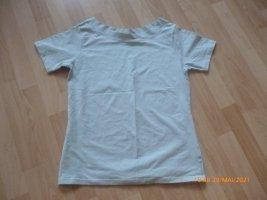 Authentic Clothing Company T-shirt szaro-zielony Bawełna