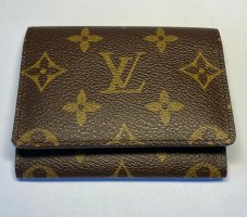 Authentic Louis Vuitton Monogram Business card wallet