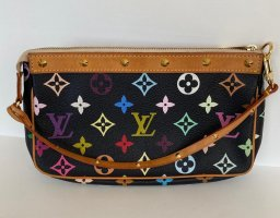 Authentic Louis Vuitton multi colour Pochette
