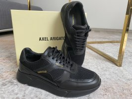 Axel Arigato Sneakers met veters zwart