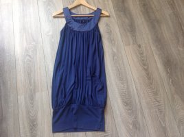 B.young Jersey Dress blue cotton