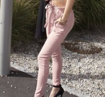 Baby pink Hose