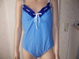 Swimsuit neon blue