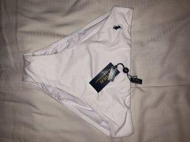 Ralph Lauren Zwemshorts wit-donkerblauw
