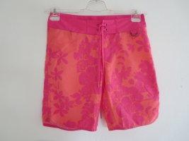 H&M Bañador de hombre rosa-naranja Poliéster