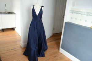 Badgley Mischka Suknia wieczorowa niebieski Poliester