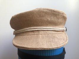 Baker Boy Kappe in braun