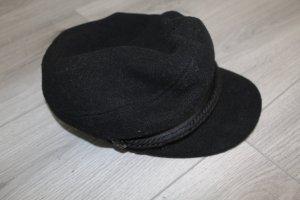 Asos Baker's Boy Cap black
