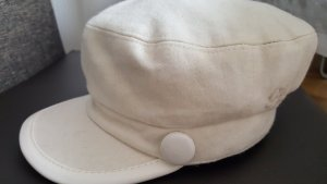 Pepe Jeans Cappellino bianco sporco