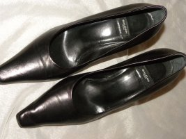 BALDAN SCHUHE ECHTLEDER BUSINESS&ELEGANT PUMPS GR:38 MADE IN ITALY