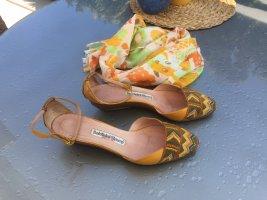 Baldinini Gimmy Leder Schuhe Blogger Styling in Größe 39