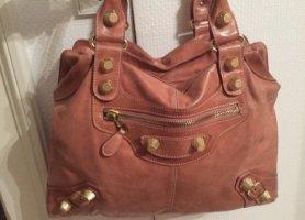 Balenciaga Carry Bag rose-gold-coloured