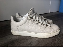 Balenciaga Lace-Up Sneaker white