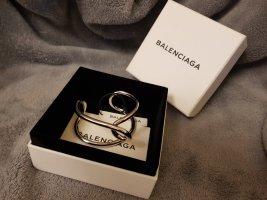 Balenciaga Bracciale argento Metallo