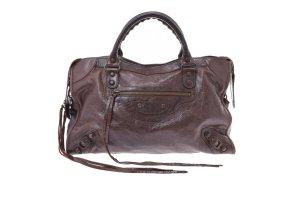 Balenciaga Bolso marrón Cuero