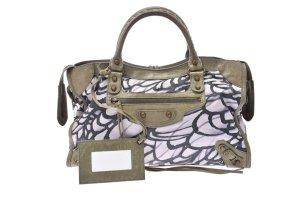 Balenciaga Handbag white leather