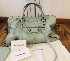 Balenciaga Handtasche mint