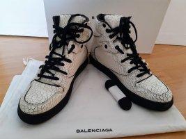 Balenciaga Ledersneaker Neuwertig