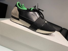 Balenciaga Instapsneakers zwart-wit