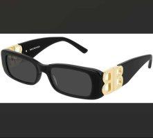 Balenciaga Bril zwart