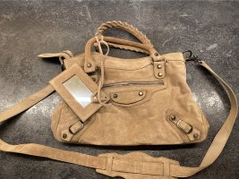 Balenciaga Shoulder Bag camel