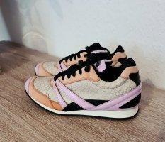 Balenciaga Trainer Sneaker Arena tripple colour block