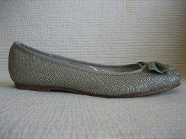 Atmosphere Ballerina aperta sul tallone argento