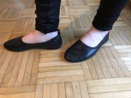 H&M Bailarinas plegables negro
