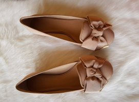 Tory Burch Mary Jane Ballerinas light brown