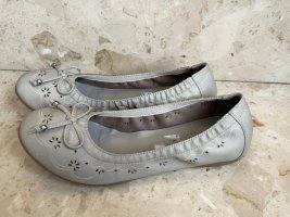 Ariane Classic Ballet Flats light grey