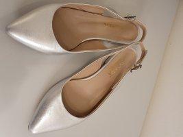 Ballerina SCAPA silber Größe 37