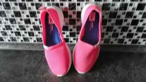 Adidas NEO Classic Ballet Flats pink