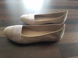Graceland Ballerina's met bandjes room-licht Oranje