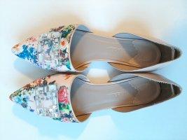 lazzarini Bailarinas con punta multicolor Cuero