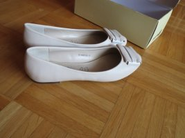 RaxMax Mary Jane Ballerinas cream-beige