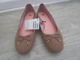 Ballerinas Gr. 38 - Neu