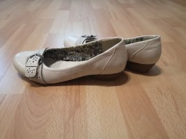 no name Ballerina Mary Jane crema-beige