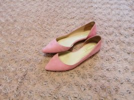 H&M Premium Ballerinas with Toecap dusky pink-pink