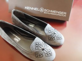 Kennel & Schmenger Mary Jane Ballerinas multicolored leather