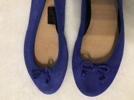 Mary Jane Ballerinas blue