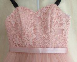Peek & Cloppenburg Vestido de baile rosa claro