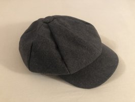 Baker's Boy Cap dark grey